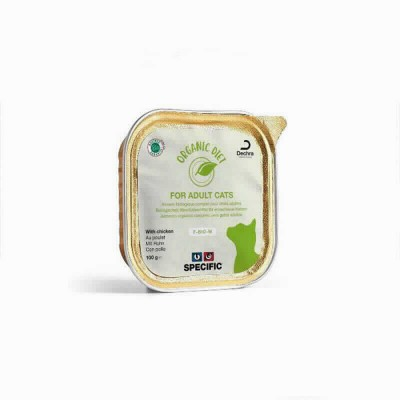 Specific Organic Chicken 100 Gr (f-bio-w)