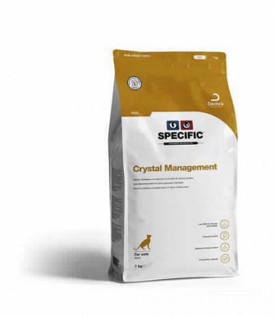 Specific Crystal Management 400 Gr (fcd)