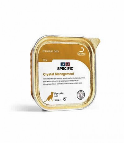 Specific Crystal Management 100 Gr (fcw)
