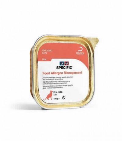 Specific Food Allergy Man. 100gr(fdw)