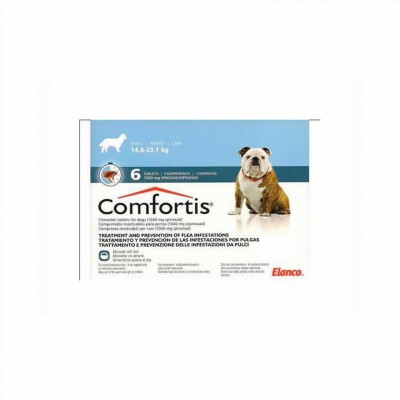 Comfortis 1040 Mg 6 Cp (14,7-23 Kg)