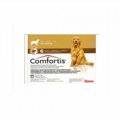 Comfortis 1620 Mg 6 Cp (+23 Kg)