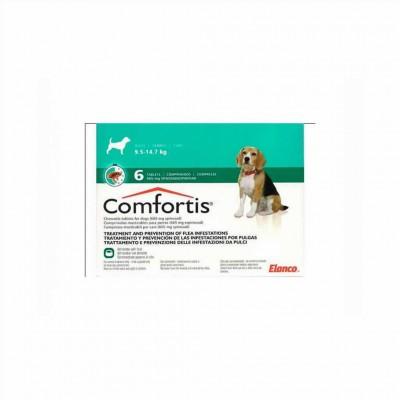 Comfortis 665 Mg 6 Cp (9,5-14,7 Kg)