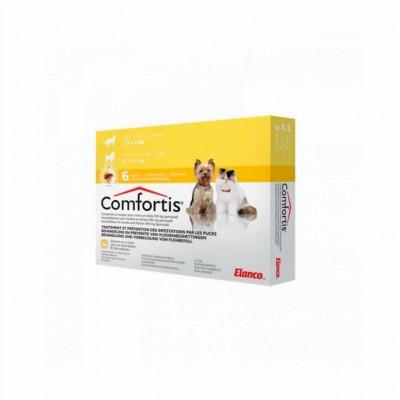 Comfortis 140 Mg 6 Cp (2,1-3,0 Kg)