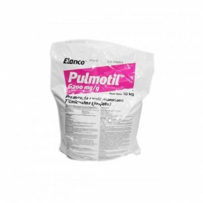 Pulmotil Premezcla 200 10 Kg