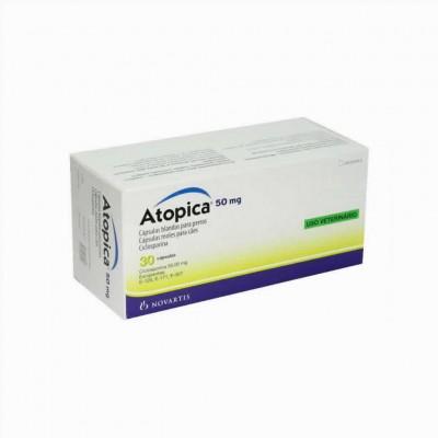 Atopica 50 Mg 30 Cap
