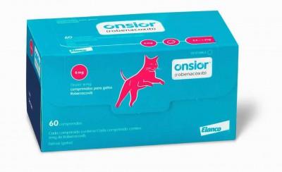 Onsior 6 Mg 2x60 Cp Gato