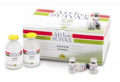 Ad-live Suivax 500 Dosis