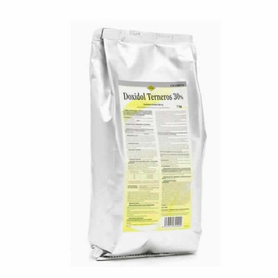 Doxidol 30% Polvo 333 Gr Terneros