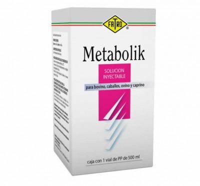 Metabolik 500 Ml