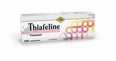 Thiafeline 2.5 Mg 120 Cp