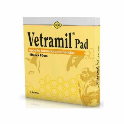 Vetramil 5 Pads (10x10)