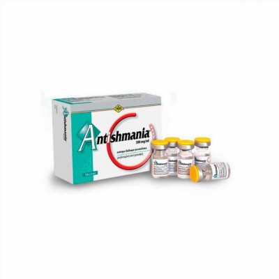 Antishmania 10 X 5 Ml