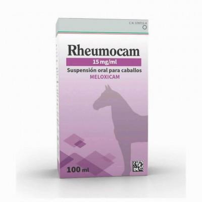 Rheumocam Oral Caballos 100 Ml