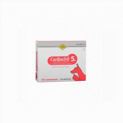 Cardinefril 5 Mg 14 Comp