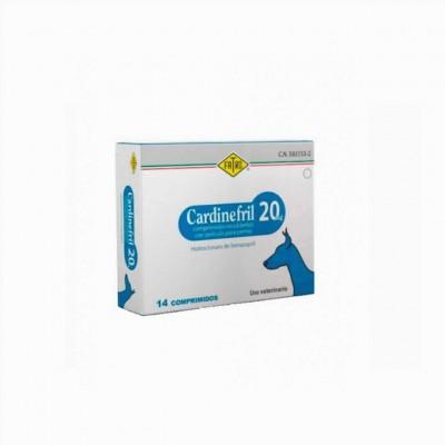 Cardinefril 20 Mg 14 Comp