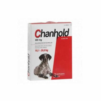 Chanhold 120 Mg Perro 10,1-20 Kg L 3pip
