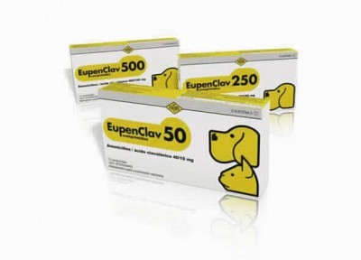 Eupenclav 50, 10 Com.