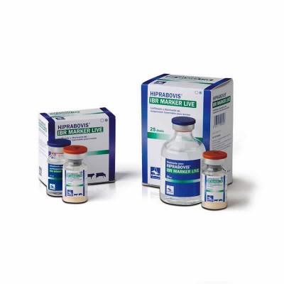 Hiprabovis Ibr Marker Live 25 Dosis+disol
