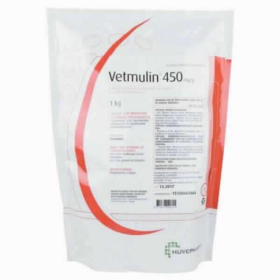 Vetmulin  Granulado 450 Mg/ml 1kg