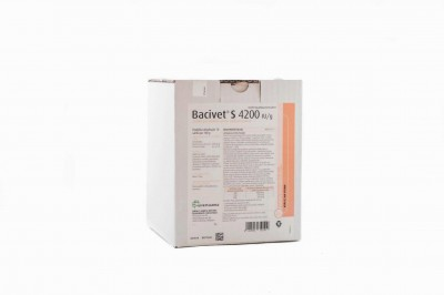 Bacivet S 4200 Ui/g 10x100 Gr