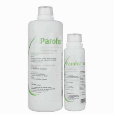 Parofor 140 Mg/ml 125 Ml