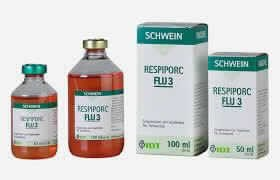 Respiporc Flu 3 100 Ml