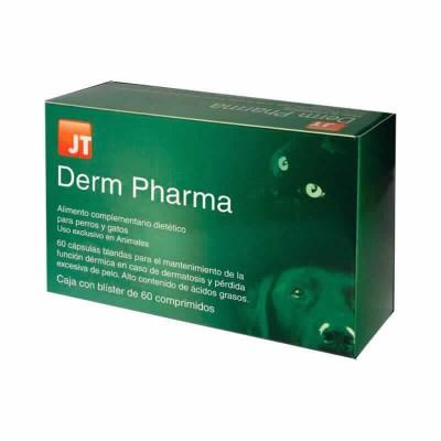 Derm Pharma 60 Cp(jt)