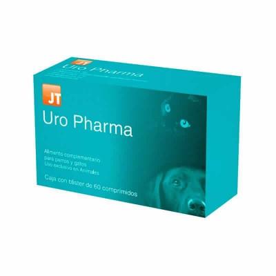 Uro Pharma 60 Cp(jt)