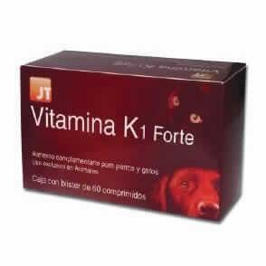 Vitamina K1 Forte 60 Cp(jt)