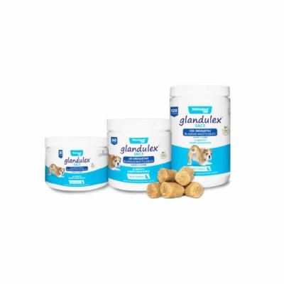 Glandulex Sacs 60 Croquetas Sabor Carne
