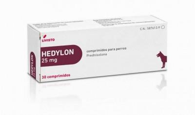 Hedylon 25 Mg 30 Tb