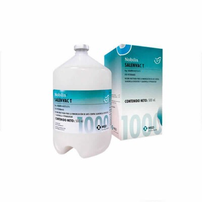 Nobilis Salenvac T  500 Ml (1000 D)