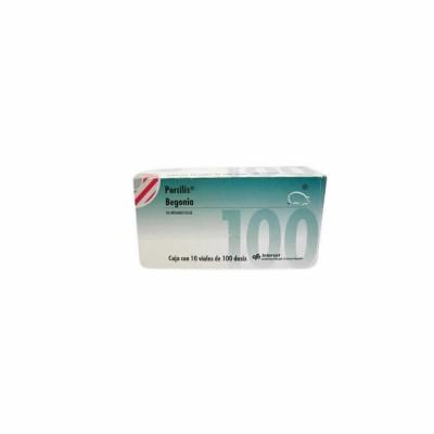 Porcilis Begonia Df 1000 Ds (10v+10v)
