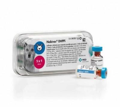 Nobivac Dhppi 5 Ds (5v+5v)