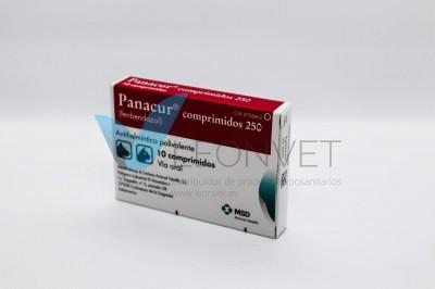Panacur 250 Mg  10 Cp