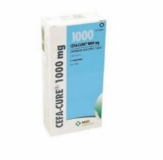 Cefa-cure 1000mg  5cp
