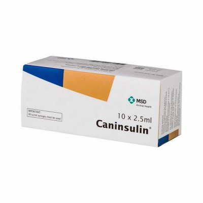 Caninsulin 10x2.5 Ml