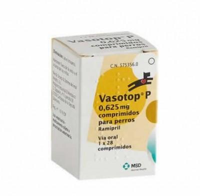 """Vasotop """"p"""" 0.625  28 Cp"""