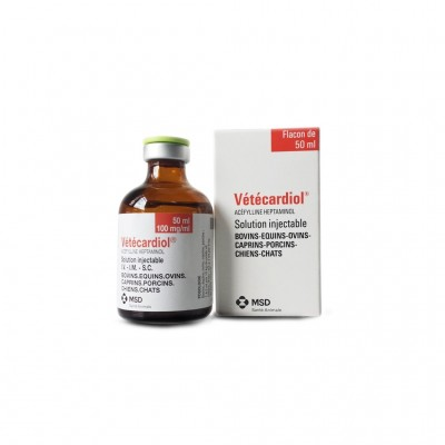 Vetecardiol  50 Ml