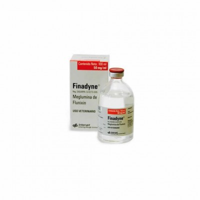 Finadyne 50mg/ml Iny. 100 Ml
