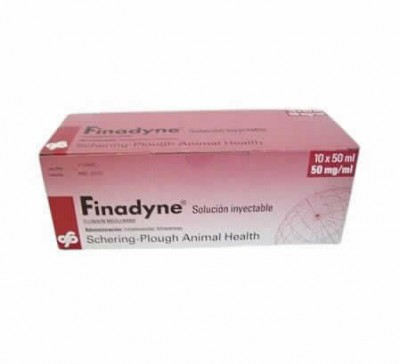 Finadyne 50mg/ml 10 X 50 Ml, E.c.