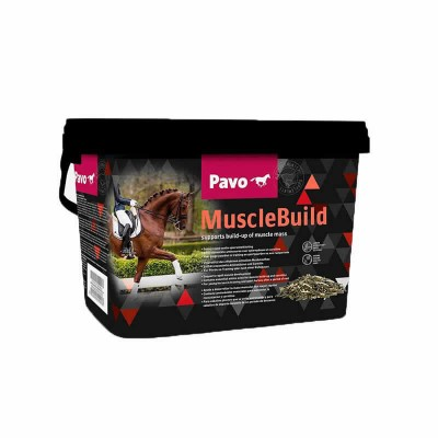 Pavo Muscle Build  3 Kg