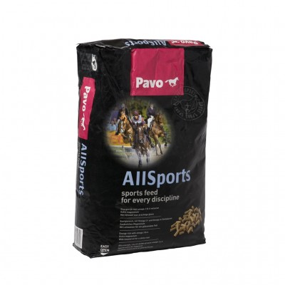 Pavo All Sports 20 Kgs Pellet