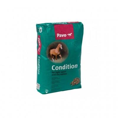 Pavo Condition 20 Kgs Pellet