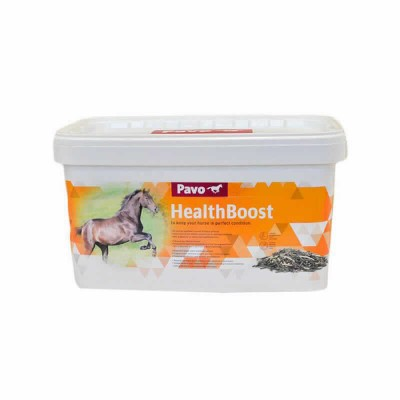 Pavo Health Boost Cubo 8 Kg