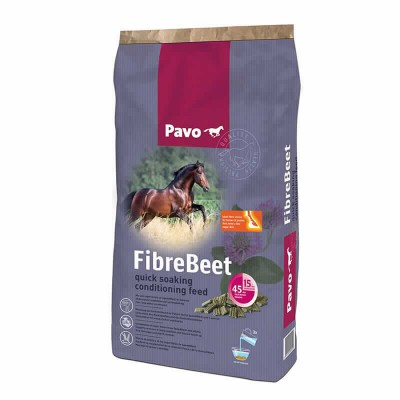 Pavo Fibrebeet 15 Kgs Triple  Pellet