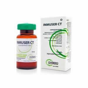 Inmuser Ct 10 Ml/suero Antitetanico