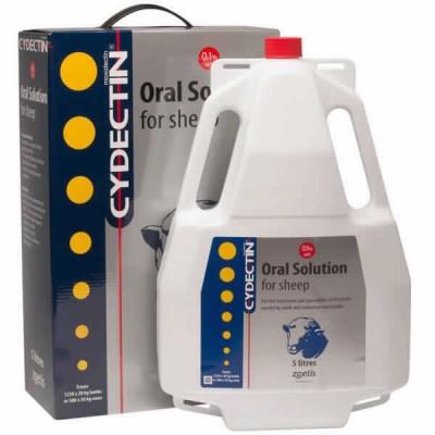 Cydectin Ovino Oral 5l