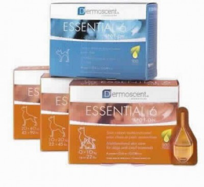 Dermoscent Essential 6 Spot On Gato